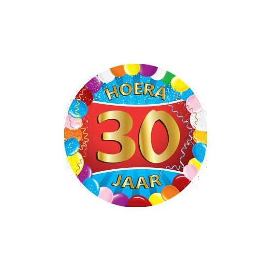 Gekleurde bierviltjes 30 jaar