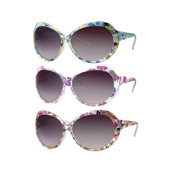 Gekleurde zonnebril Summer voor kids
