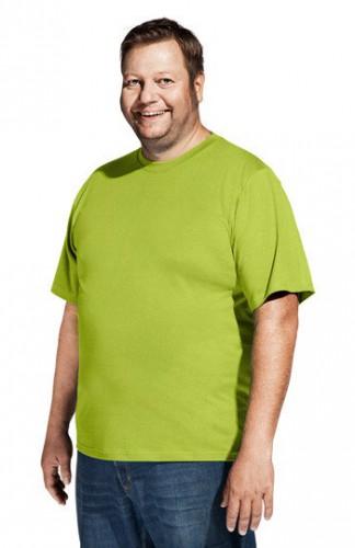 Grote maten t shirt korte mouw