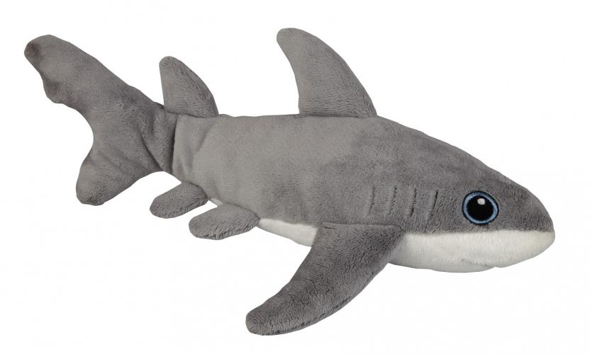 Haaien knuffel 30 cm