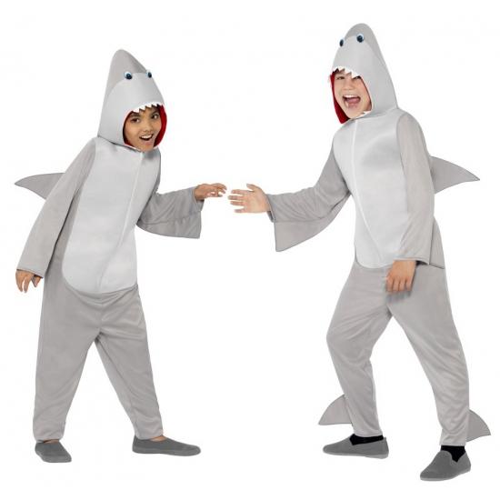 Haaien Onesie voor kids
