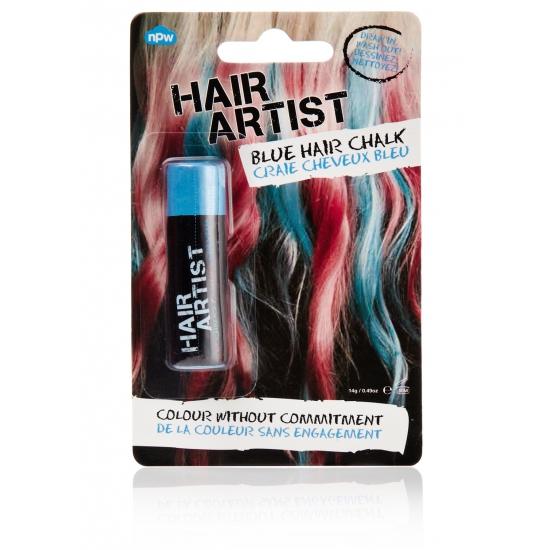 Haarverf voor blauwe highlights