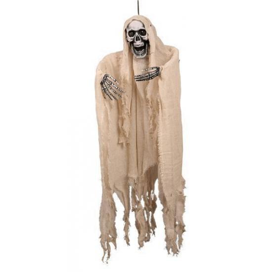 Halloween decoratie skelet met licht