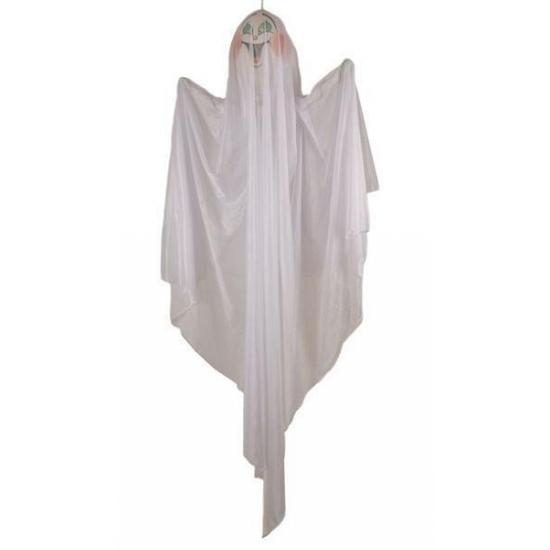 Halloween decoratie spook met licht