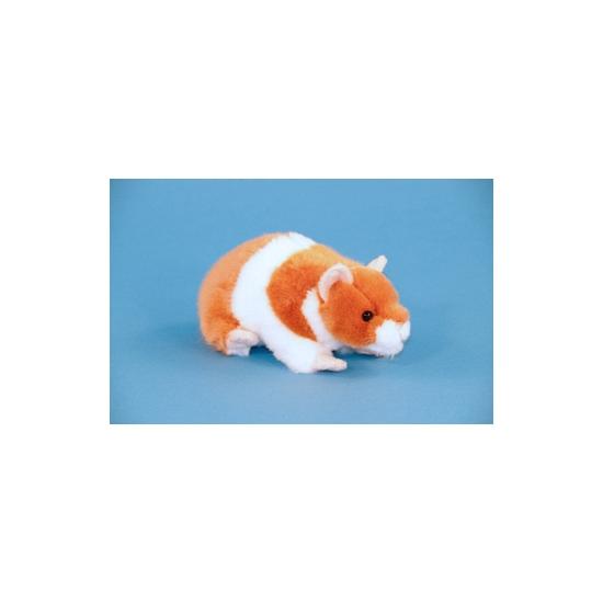 Hamster knuffeldier 17 cm
