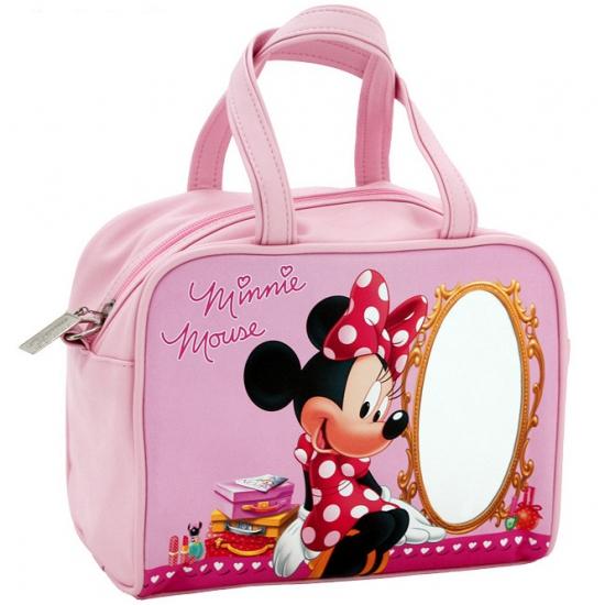 Handtas van Minnie Mouse met spiegel