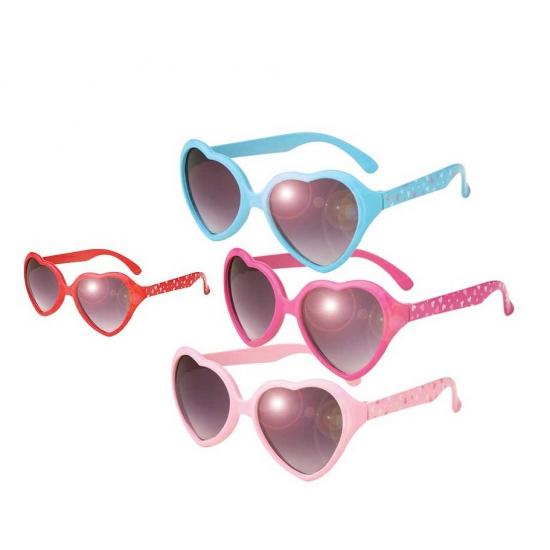 Hartjes zonnebril