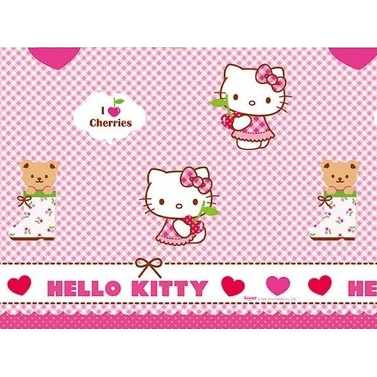 Hello Kitty tafelkleden 120x180cm