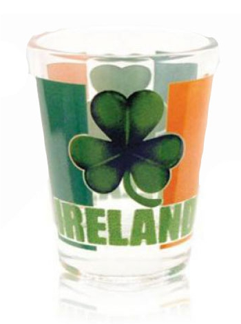 Ierland shotglaasje