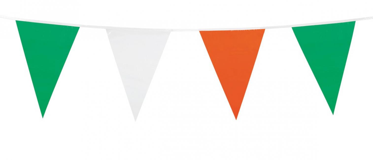 Ierse vlaggenlijn 10 meter