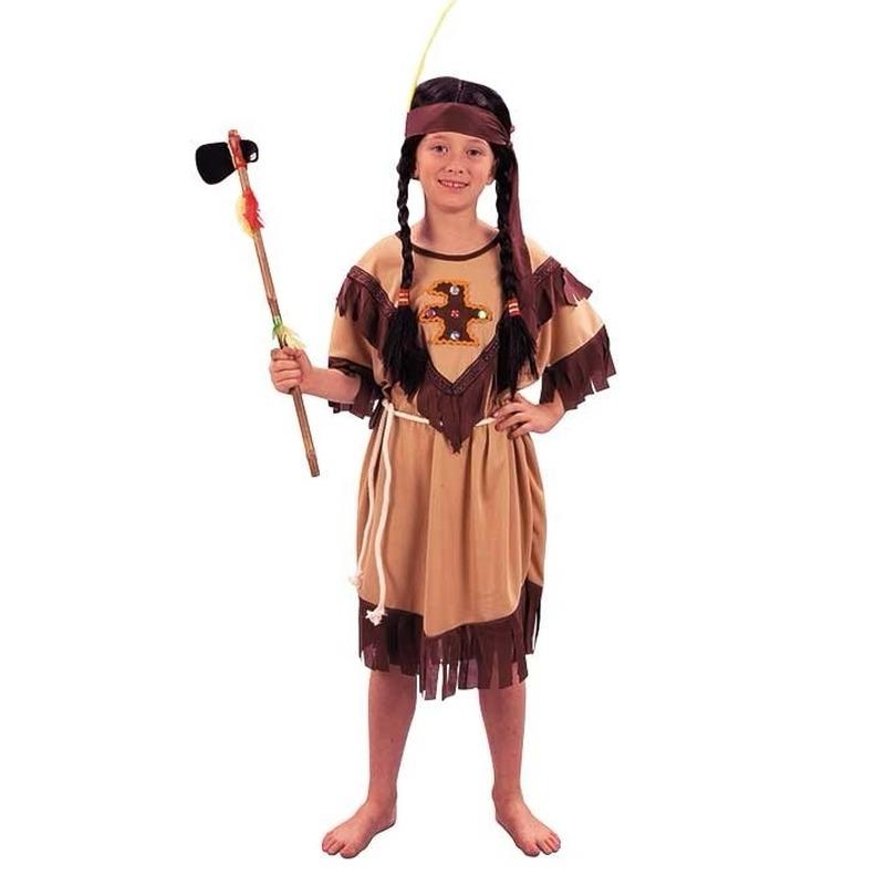 Indianen outfit voor meiden