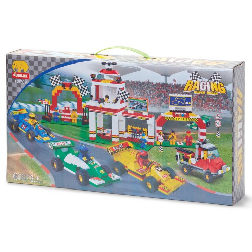 Jubilux Formule 1 speelset