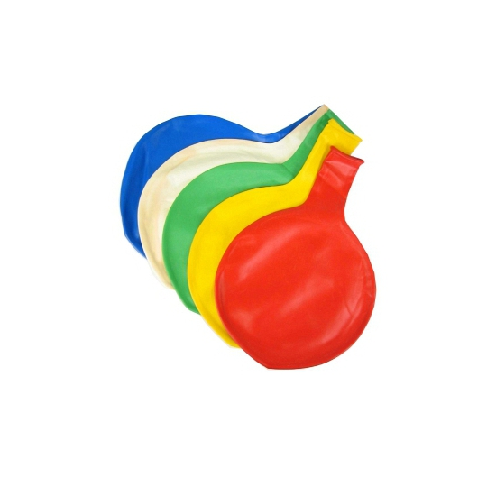 Jumbo ballon groen 65 cm