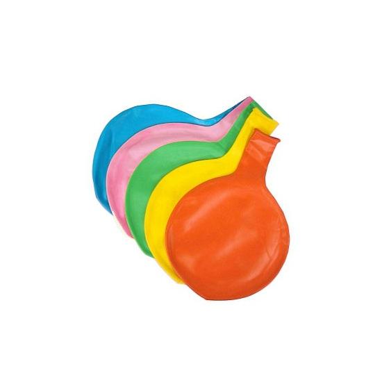 Jumbo ballon roze 65 cm