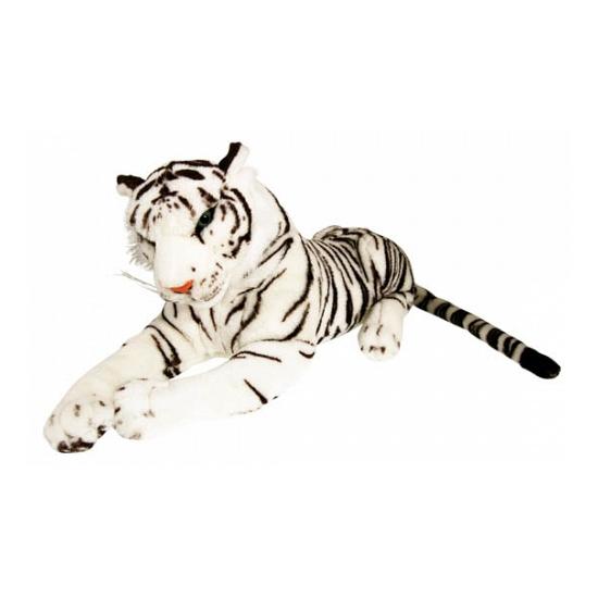 Jumbo witte tijger 100 cm