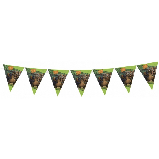 Jungle Book vlaggenlijntje
