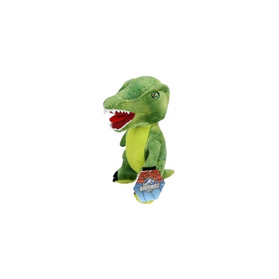 Jurassic Park World groene dino knuffel