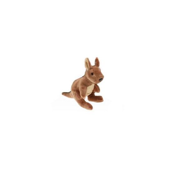 Kangoeroe knuffel 19 cm