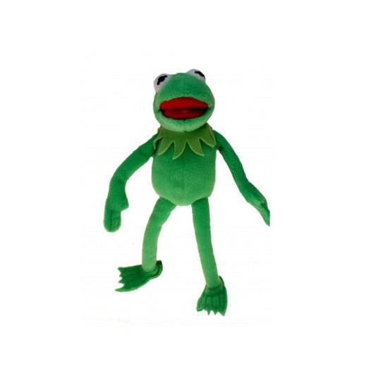 Kermit de Kikker knuffel 38 cm