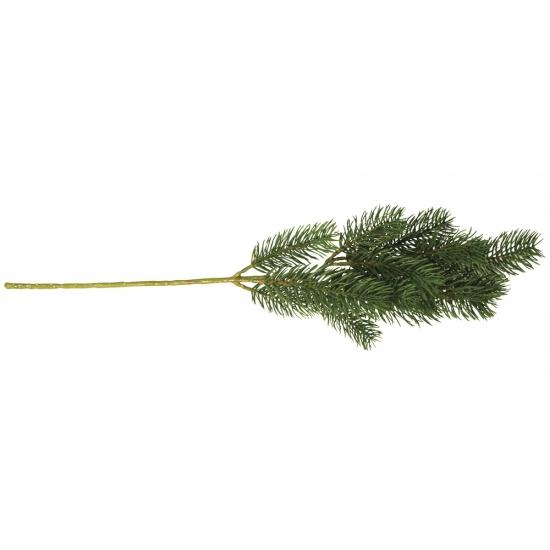 Kerst deco dennentak 50 cm