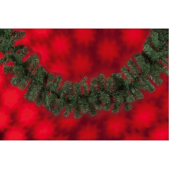 Kerst dennen slinger 270 cm