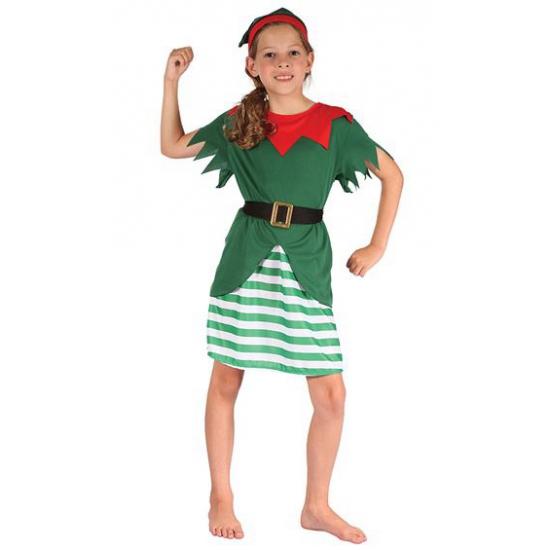 Kerst elf pakje voor meisjes