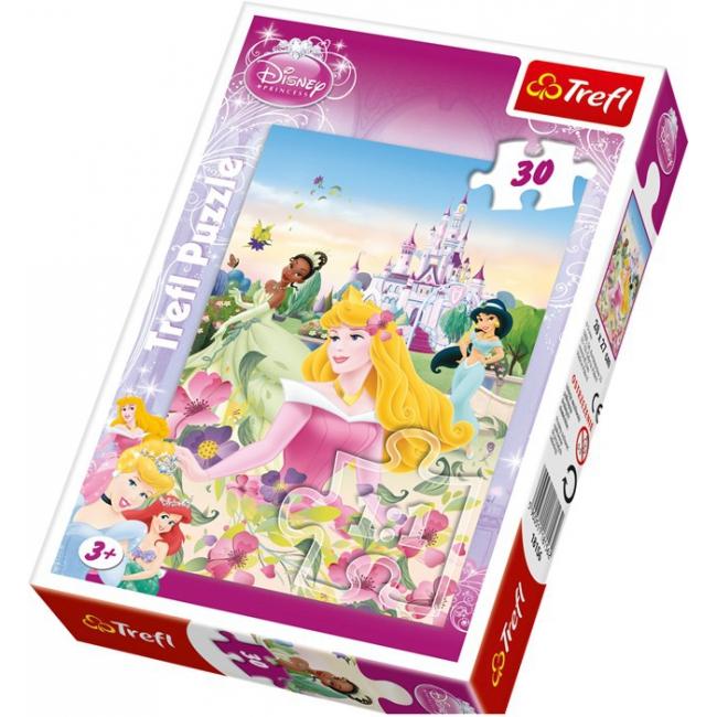 Kids puzzel Disney Prinsessen 30 stuks
