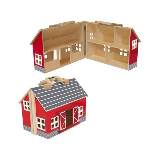Kinder poppenhuis de boerderij