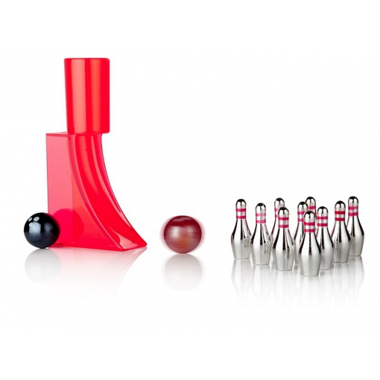 Kleine bowling set