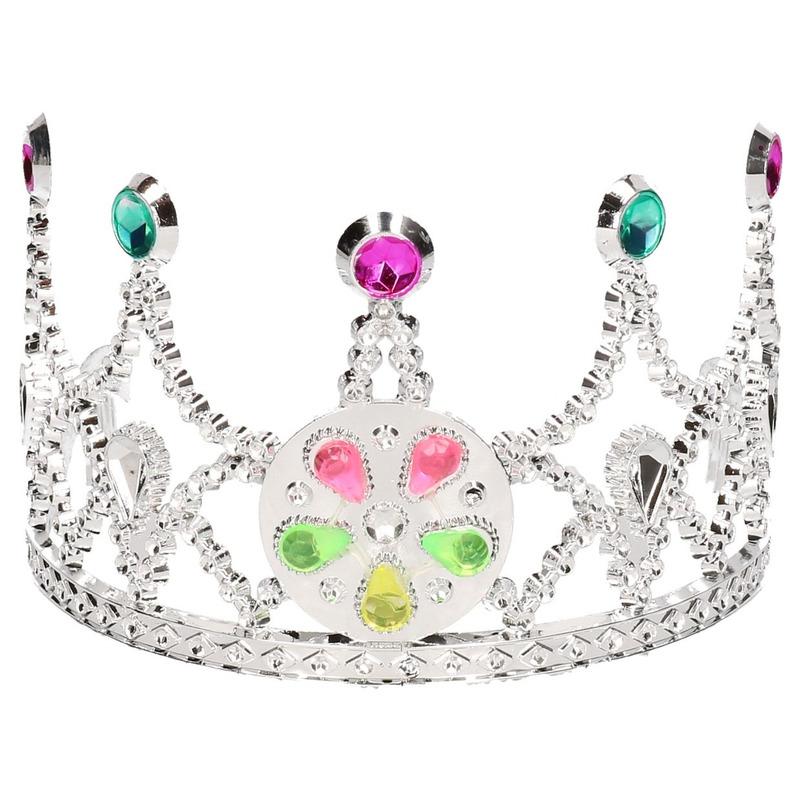 Kroon met led licht voor kinderen
