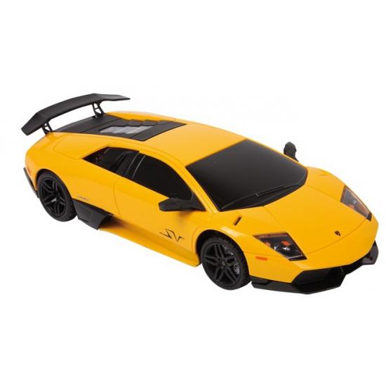Lamborghini speelgoed auto op schaal