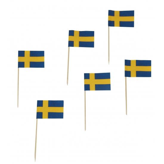 Landen cocktailprikkers Zweden