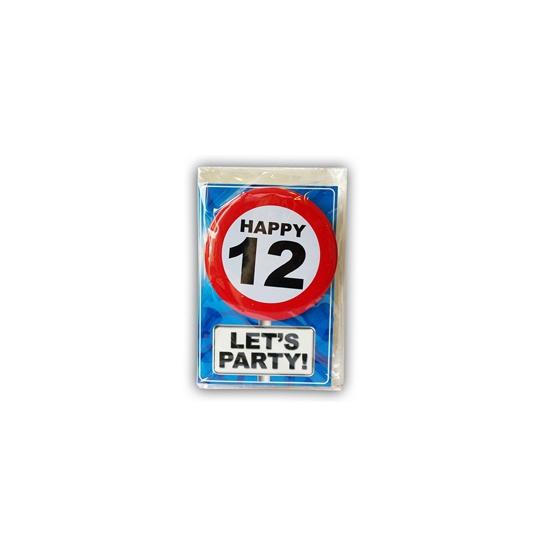 Leeftijd ansichtkaart 12 jaar