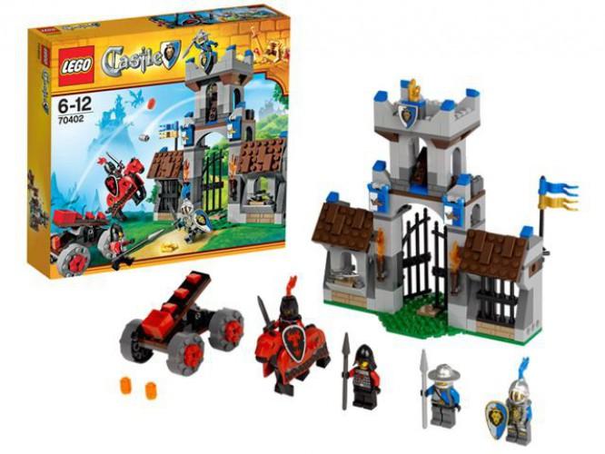 Lego 70402 Castle poorthuis beste prijs