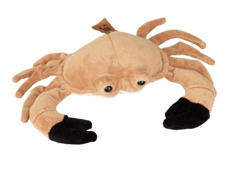 Lichtbruine krab 23 cm