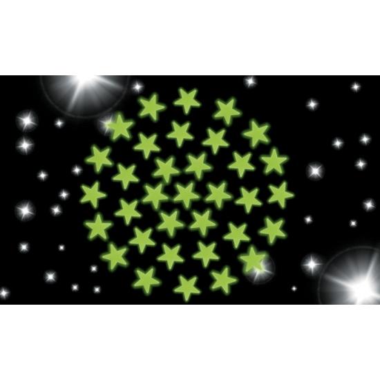 Lichtgevende sterren hemel 102 stuks
