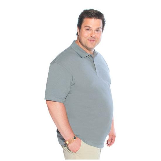 Logostar grote maten poloshirt 3XL