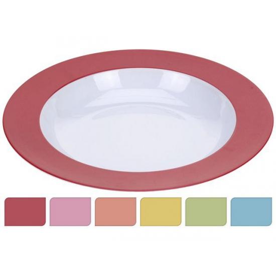 Melamine soep bord 21 cm