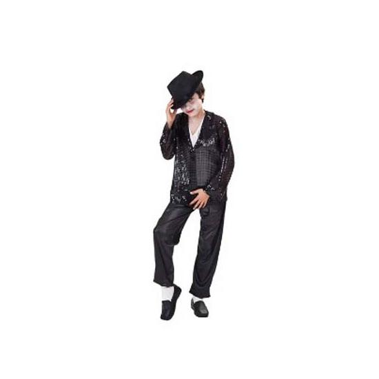 Michael outfit Billy Jean voor kinderen