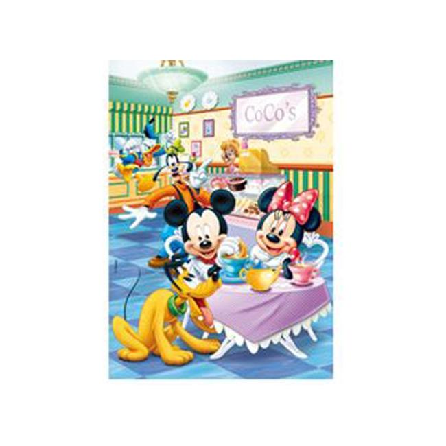 Mickey Mouse restaurant 260 stukjes