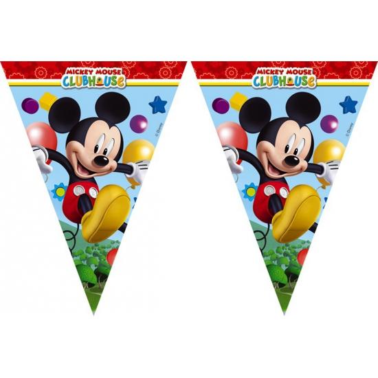 Mickey Mouse vlaggen slinger 3 meter