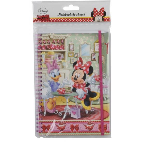 Minnie en Katrien notitieboekje