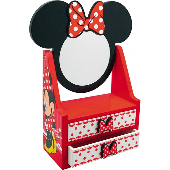 Minnie Mouse kaptafel