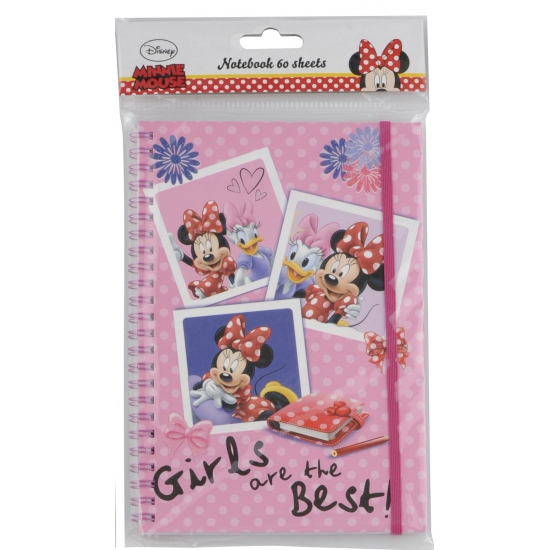 Minnie Mouse notitieboekje