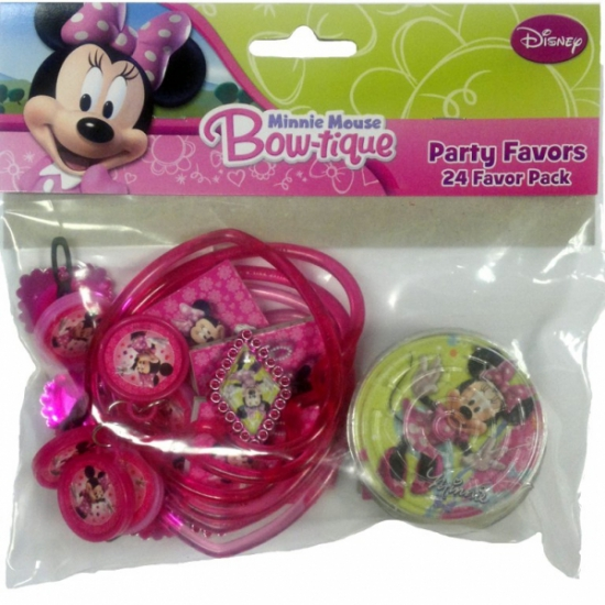 Minnie Mouse presentjes