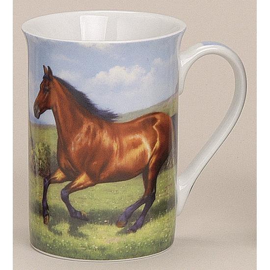 Mok met paard model 2