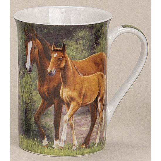 Mok met paarden model 3