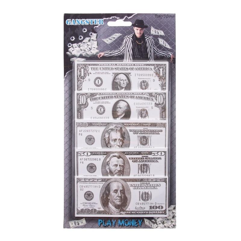 Nep briefgeld in dollars