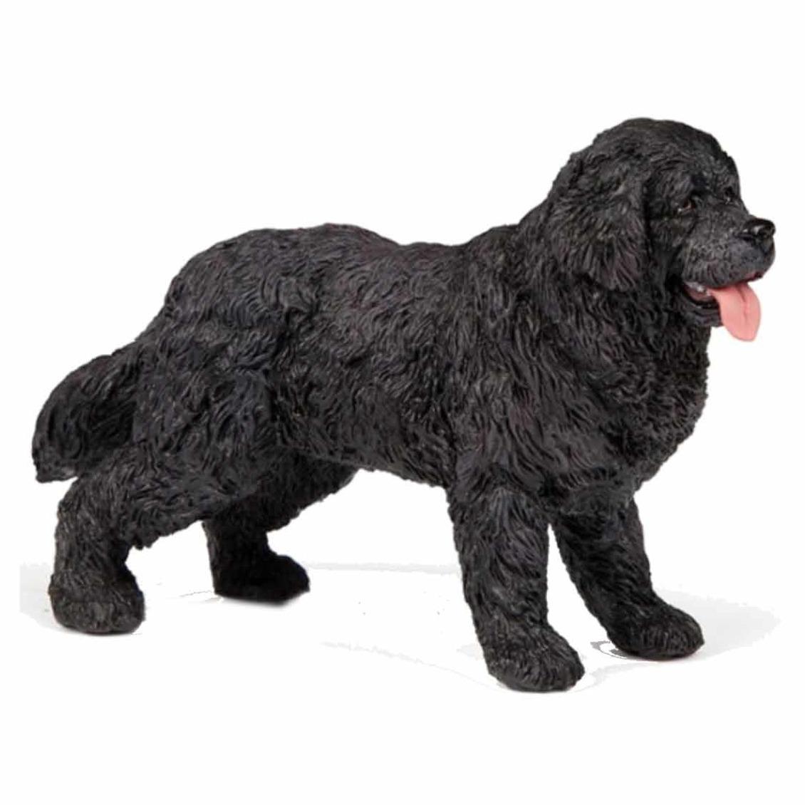 New Foundlander speelgoed hond