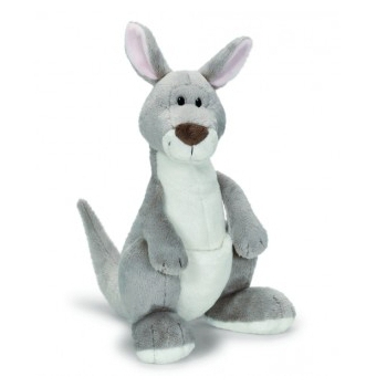 Nici knuffel kangoeroe 25 cm